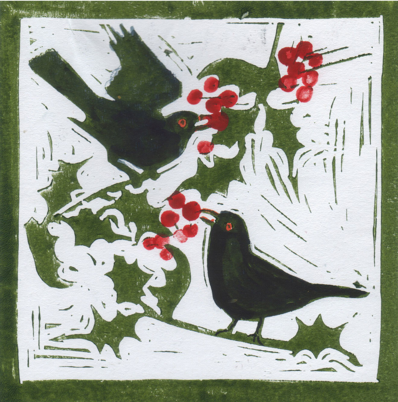 Blackbirds-and-Holly-1